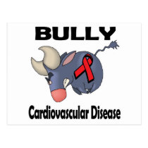 BULLy Cardiovascular Disease Postcard