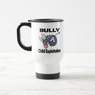 BULLy Child Exploitation 15 Oz Stainless Steel Travel Mug