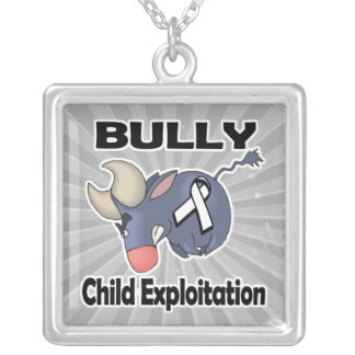 BULLy Child Exploitation Custom Necklace