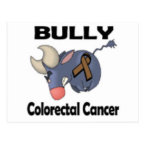 BULLy Colorectal Cancer Postcard