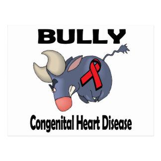 BULLy Congenital Heart Disease Postcard