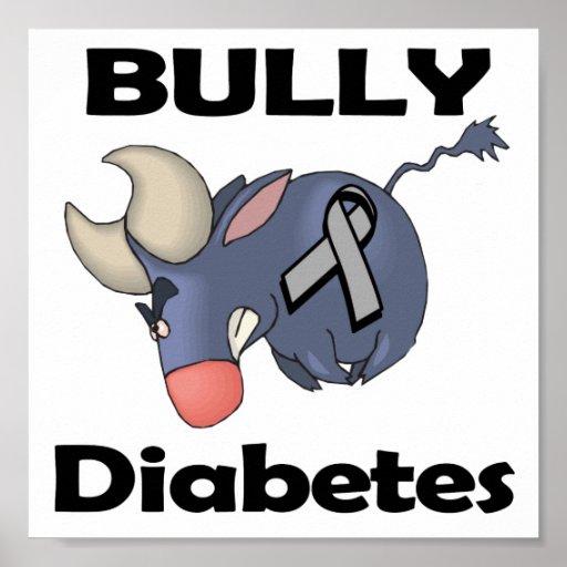 BULLy Diabetes Poster