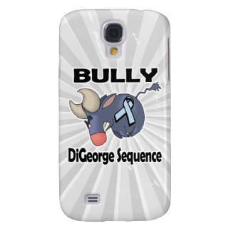 BULLy DiGeorge Sequence Galaxy S4 Cases
