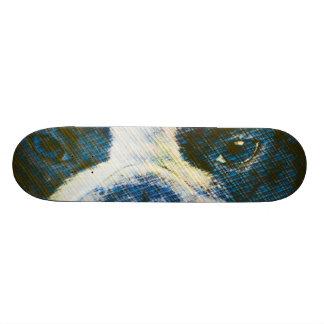 bully doggy - z french bulldog custom skate board