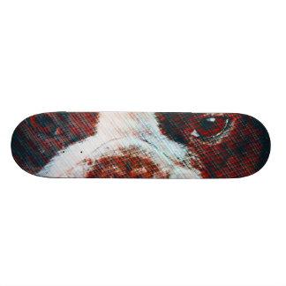 bully doggy - z french bulldog skateboard