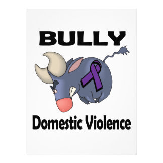 BULLy Domestic Violence Personalized Invites
