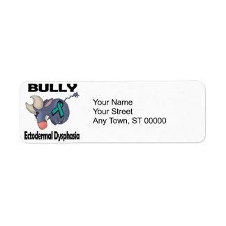 BULLy Ectodermal Dysphasia Label