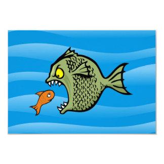 Bully Fish Card