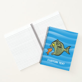 Bully Fish Notebook