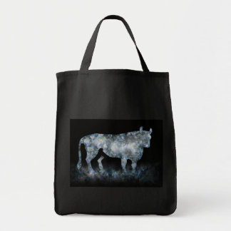 BULLY FOR YOU. GROCERY TOTE BAG