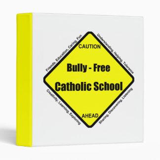 Bully - Free Catholic School Binder