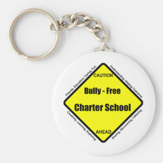 Bully - Free Charter School Keychain
