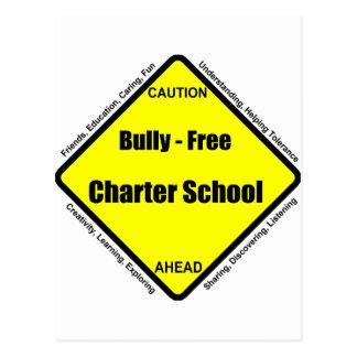 Bully - Free Charter School Postcard