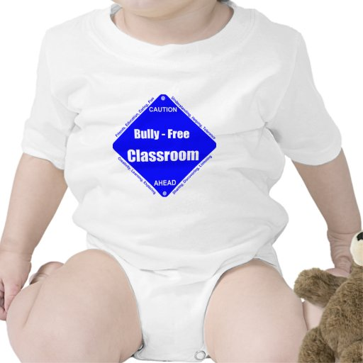 Bully - Free Classroom Baby Bodysuits
