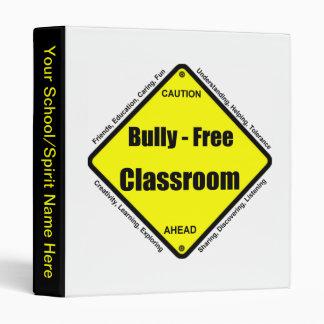 Bully - Free Classroom Binder