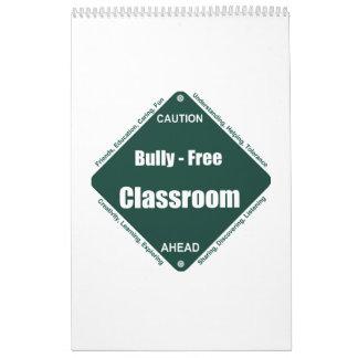 Bully - Free Classroom Calendar