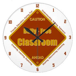 Bully - Free Classroom Clock