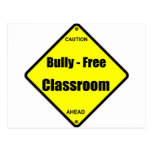 Bully - Free Classroom Postcard