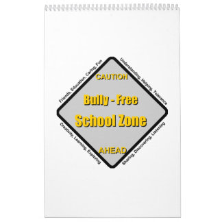 Bully- Free School Calendar