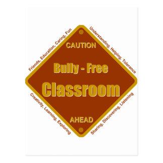 Bully - Free School Classroom Postcards