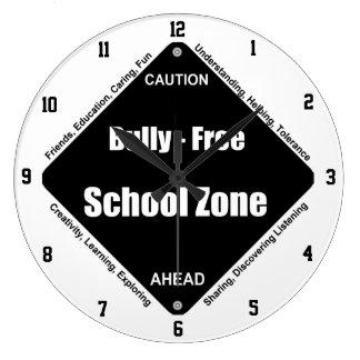 Bully - Free School Clock