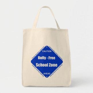 Bully - Free School Clock Tote Bag