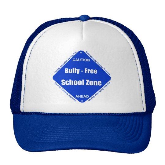 Bully - Free School Clock Trucker Hat