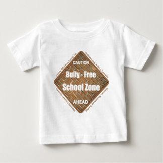 Bully - Free School Zone Baby T-Shirt