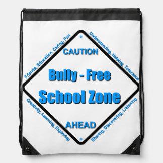 Bully Free School Zone Backpack