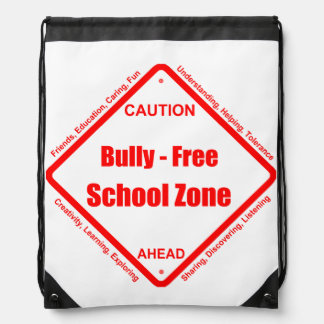 Bully - Free School Zone Backpack