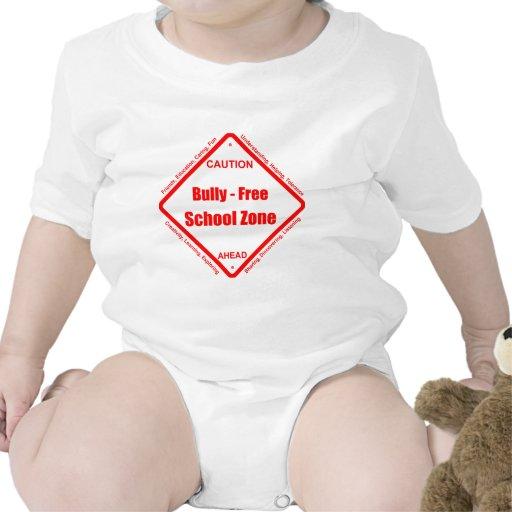 Bully- Free School Zone Bodysuits
