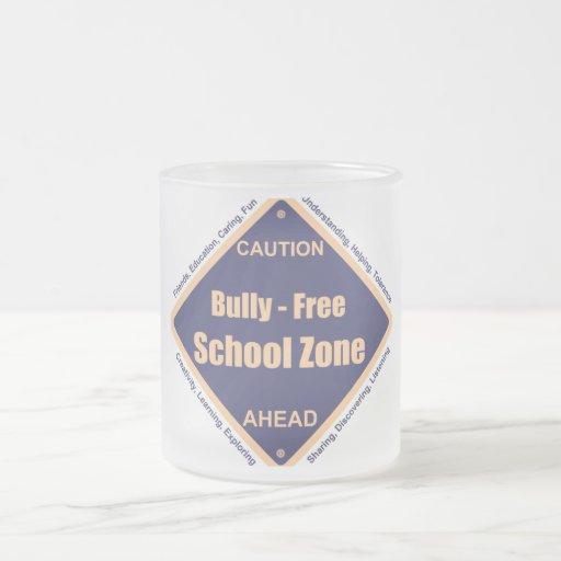 Bully - Free School Zone Coffee Mugs