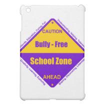 Bully - Free School Zone iPad Mini Cover