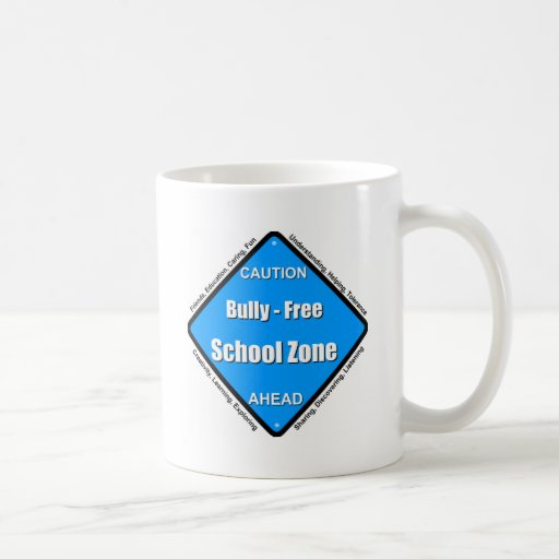 Bully - Free School Zone Mugs