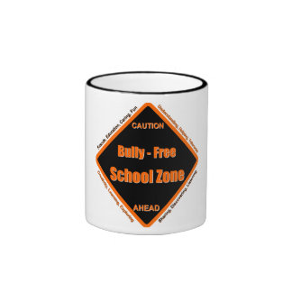 Bully - Free School Zone Ringer Mug