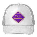 Bully - Free School Zone Trucker Hat
