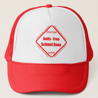 Bully- Free School Zone Trucker Hat