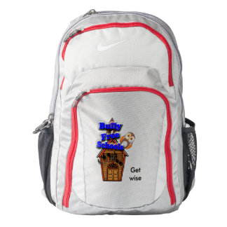 Bully free schools backpack