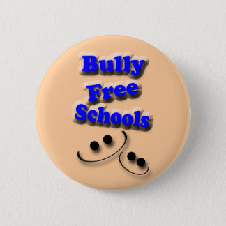 Bully Free Schools Button