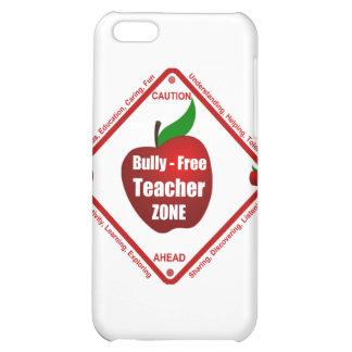 Bully - Free Teacher Zone iPhone 5C Cases