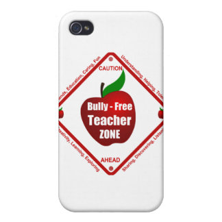 Bully - Free Teacher Zone iPhone 4/4S Covers