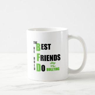 Bully Free World Coffee Mugs