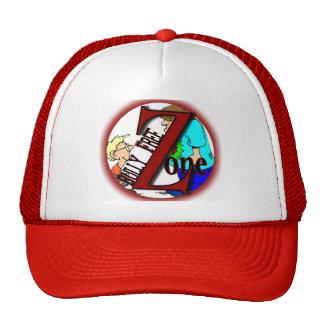 Bully Free Zone Baseball Cap Trucker Hat
