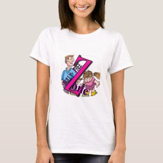 Bully Free Zone Ladies T-Shirt