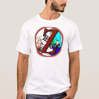 Bully Free Zone Men's T-Shirt