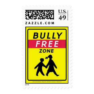 bully free zone stamp