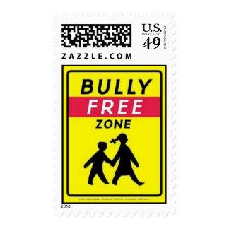 bully free zone stamp