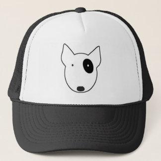 Bully head trucker hat