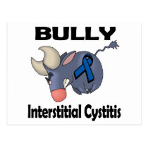 BULLy Interstitial Cystitis Postcard