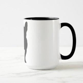 Bully Isabeaus Silhouette Mug